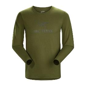 ARCTERYX 25395 Arcword T-shirt LS M 男款棉质长袖T恤